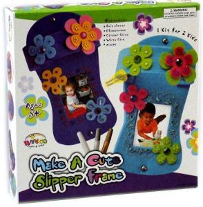 Фото Развивающие игрушки, Наборы для детского творчества, Игрушки, моделирование и другие поделки своими руками W 20029 фоторамка