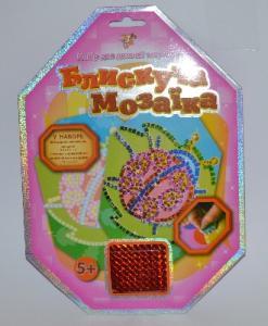 Фото Развивающие игрушки, Наборы для детского творчества, Мозаика, аппликация 950504
