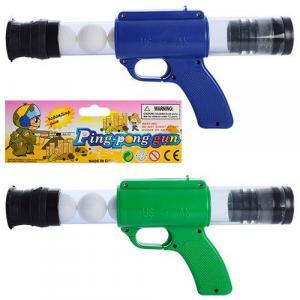 Фото Игрушечное Оружие, Стреляет поролоновыми пульками, снарядами, шариками, стрелами и т. д. TG0617A  Пистолет, стреляет большими шариками.