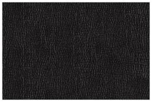 Фото Кожзаменитель, Экокожа (Распродажа) Кожзаменитель Absolut De Luxe  NERO  (экокожа с основой из натуральной кожи)  ш.1,4м