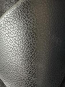 Фото Кожзаменитель, Винилискожа Кожзаменитель Gemini  черный обувно-галантерейный толстый  1,8мм  ш.1,4м