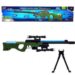 Фото Игрушечное Оружие, Со звуковыми и световыми эффектами Снайперская винтовка  LD017E  звук, свет