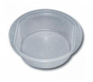 Фото Хозяйственные товары (ЦЕНЫ БЕЗ НДС), Посуда, одноразовая посуда, боксы для пищи, пакеты Пластиковая тарелка суповая 500 мл., 100шт./уп.