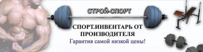 логотип Строй-Спорт