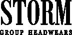 логотип Головные уборы и изделия из трикотажа «Сторм ГрупП»