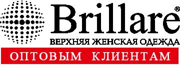 логотип Brillare - Верхняя женская одежда