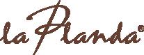 логотип La Planda - магазин женских и молодежных головных уборов