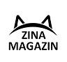 логотип Zina Magazin