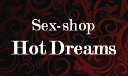 логотип Sex-shop Hot Dreams