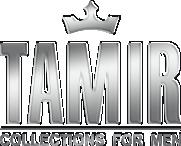 """логотип Мужские костюмы торговой марки """"Тамир"""""""