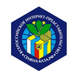 """логотип ВИП """"СЕМЕНА-БАЗА.РФ"""" - ассортимент для урожая и бизнеса"""