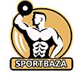 """логотип Интернет-магазин спортивных товаров """"SPORTBAZA"""""""