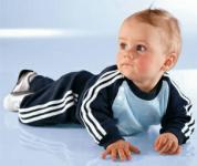 логотип Детская одежда