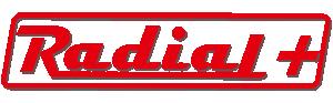 логотип Radial+