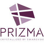 логотип PRIZMA – украшения со Swarovski