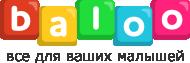 логотип «Baloo» - магазин детских товаров