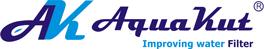 """логотип Фильтры для воды """"AquaKut"""""""