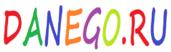 логотип Danego - Магазин Детских Товаров