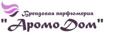 логотип АромоДом