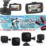 логотип Мини видеокамеры,видеорегистраторы,диктофоны,умные часы, персональные трекеры,наушники, гарнитуры.