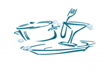 логотип ПосудаМир