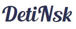 логотип DetiNsk - детская одежда оптом