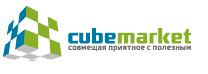 логотип Cubemarket.kz