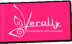 логотип Женское бельё Verally