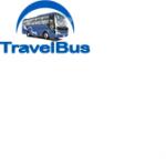 логотип TravelBus-Пассажирские перевозки по Украине и СНГ