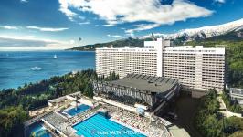 логотип СПА - Отели - Гостиницы в Крыму