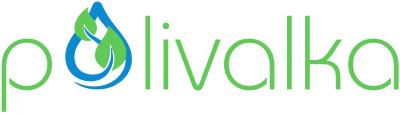 логотип Polivalka (Автополив комнатных растений)