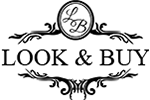 """логотип Компания """"LOOK & BUY"""" — украинский производитель стильной и модной женской одежды."""