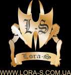 логотип Інтернет-магазин нижньої білизни Lora-S
