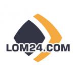 логотип ЛОМ24