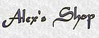 логотип Интернет-магазин одежды и аксессуаров Alex's Shop