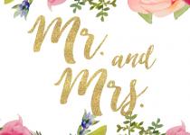 """логотип """"Mr & Mrs Style"""" - интернет магазин обуви, одежды и аксессуаров"""