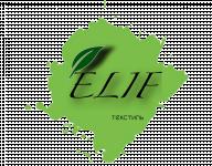 логотип  ELIF - Текстиль для дома